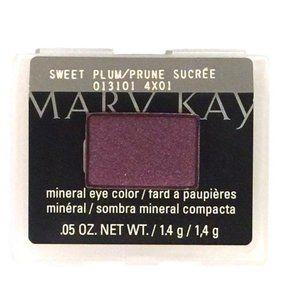 "BOGO 50% Mary Kay ""Sweet Plum"" Mineral Eye Colour"